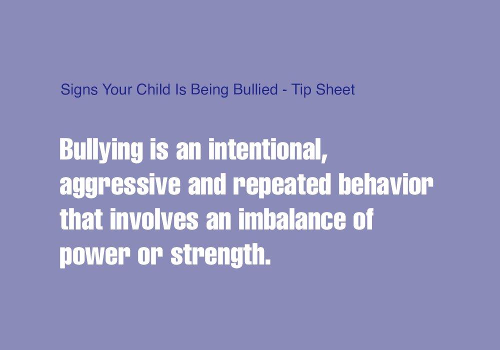 bulling prevention